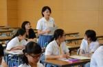 平成26年度体験入学<甘木中学校>【55】