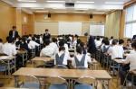 平成26年度体験入学<二日市中・春日北中>【2】