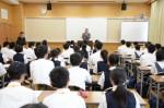 平成26年度体験入学<二日市中・春日北中>【6】
