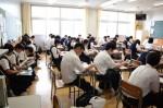 平成26年度体験入学<二日市中・春日北中>【25】