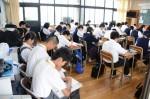 平成26年度体験入学<二日市中・春日北中>【28】