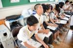 平成26年度体験入学<二日市中・春日北中>【30】