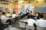平成26年度体験入学<二日市中・春日北中>【34】