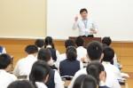 平成26年度体験入学<二日市中・春日北中>【43】