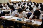 平成26年度体験入学<二日市中・春日北中>【44】