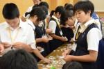 平成26年度体験入学<二日市中・春日北中>【56】