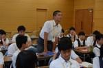 平成26年度体験入学<二日市中・春日北中>【73】