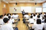 平成26年度体験入学<春日中学校>【2】