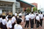 平成26年度体験入学<春日中学校>【15】