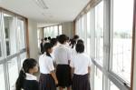 平成26年度体験入学<春日中学校>【16】