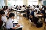 平成26年度体験入学<春日中学校>【19】