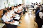 平成26年度体験入学<春日中学校>【21】
