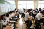 平成26年度体験入学<春日中学校>【22】