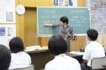 平成26年度体験入学<春日中学校>【26】