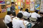 平成26年度体験入学<春日中学校>【33】