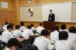 平成26年度体験入学<春日中学校>【34】