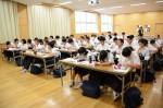 平成26年度体験入学<春日中学校>【38】