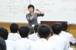 平成26年度体験入学<春日中学校>【43】