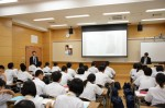 平成26年度体験入学<春日中学校>【52】