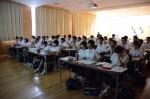 平成26年度体験入学<春日中学校>【56】