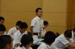 平成26年度体験入学<春日中学校>【61】