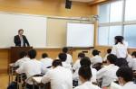 平成26年度体験入学<春日中学校>【63】