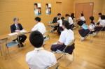 平成26年度体験入学<春日中学校>【65】