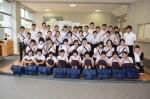 平成26年度体験入学<春日中学校>【66】