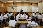 平成26年度体験入学<春日野中学校>【5】