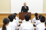 平成26年度体験入学<春日野中学校>【6】
