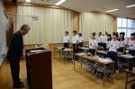 平成26年度体験入学<春日野中学校>【9】