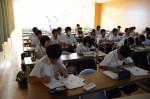 平成26年度体験入学<春日野中学校>【12】