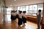 平成26年度体験入学<春日野中学校>【14】