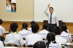 平成26年度体験入学<春日野中学校>【19】
