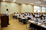 平成26年度体験入学<春日野中学校>【20】