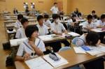 平成26年度体験入学<春日野中学校>【23】