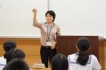 平成26年度体験入学<春日野中学校>【25】