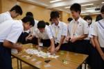 平成26年度体験入学<春日野中学校>【26】
