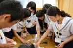 平成26年度体験入学<春日野中学校>【28】