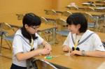 平成26年度体験入学<春日野中学校>【31】