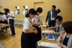 平成26年度体験入学<春日野中学校>【33】