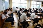 平成26年度体験入学<春日野中学校>【34】