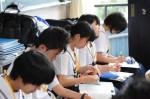 平成26年度体験入学<春日野中学校>【38】