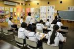 平成26年度体験入学<春日野中学校>【43】