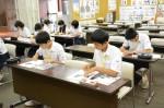 平成26年度体験入学<春日野中学校>【44】