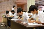 平成26年度体験入学<春日野中学校>【48】