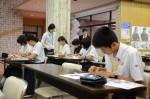 平成26年度体験入学<春日野中学校>【49】