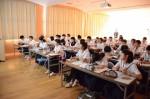 平成26年度体験入学<春日野中学校>【54】