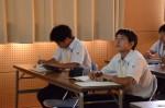 平成26年度体験入学<春日野中学校>【55】