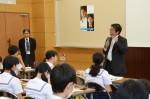平成26年度体験入学<春日野中学校>【65】